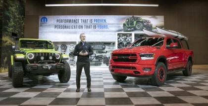 Mopar 2018 Chicago Auto Show Presentation With Wrangler & Ram