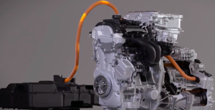 Nissan NOTE e-POWER System Explained