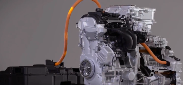 Nissan NOTE e-POWER System Explained – Video