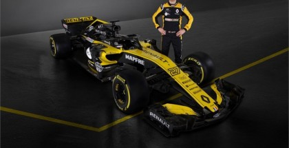 2018 - Renault R.S.18