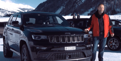 Winter Drive Training With Alfa Romeo, Jeep, and Fiat  (1)
