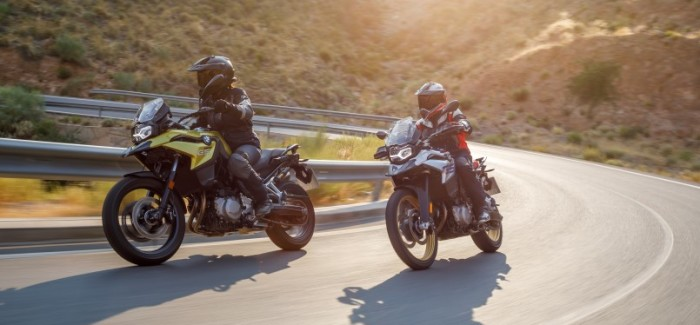 2018 BMW F 750 GS and F 850 GS – Video