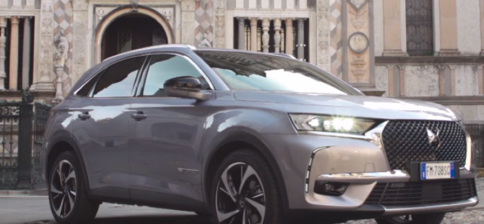 2018 DS7 Crossback – Video
