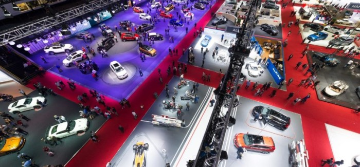 2018 GIMS – Geneva Motor Show – Video – Update