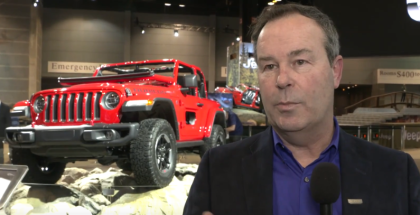2018 Jeep Wrangler Explained By Head Of Design