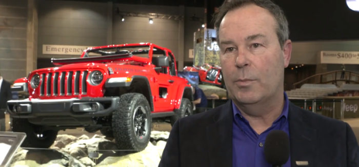 2018 Jeep Wrangler Explained By Head Of Design – Video