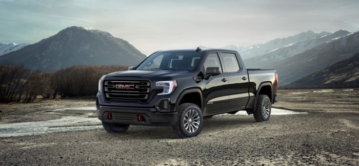 2019 GMC Sierra AT4 – Video