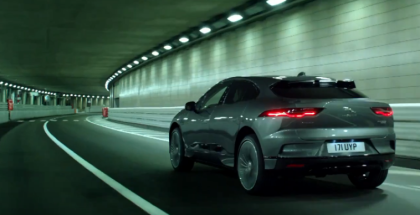 2019 Jaguar I-PACE At Monaco Grand Prix Circuit