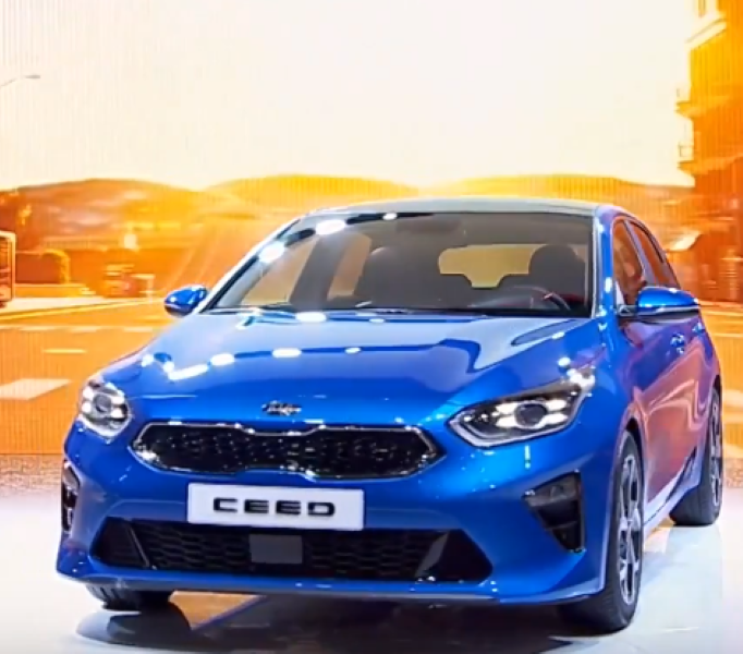 2019 Kia Rio: 2019 Kia Ceed, Optima, Rio GT – Video