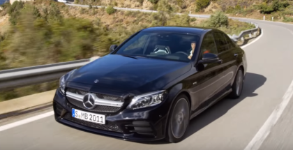 2019 Mercedes AMG C43 4MATIC & C Class Estate Wagon