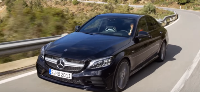 2019 Mercedes AMG C43 4MATIC & C Class Estate Wagon – Video