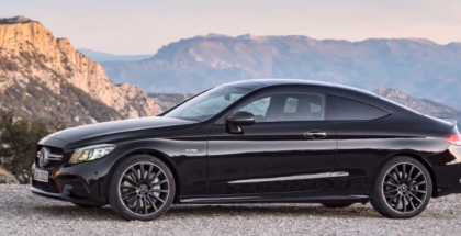 2019 Mercedes AMG C43 4MATIC Coupe