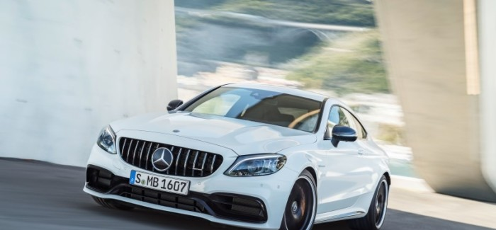 2019 Mercedes AMG C63 S Coupe – Video