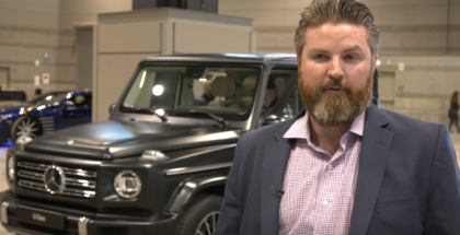 2019 Mercedes G550 Explained