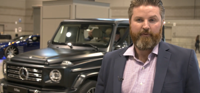 2019 Mercedes G550 Explained – Video