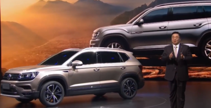 2019 Volkswagen Powerful Family SUV - VW Presentation (1)