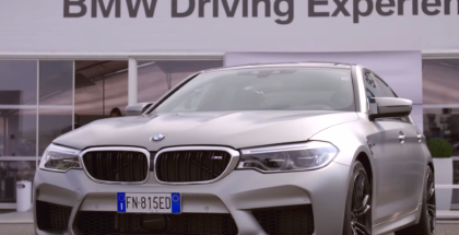 BMW Driving Experience 2018 Featuring BMW M5 (1)