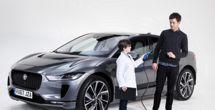 Electric Jaguar I-PACE - Official