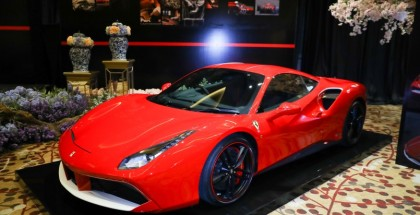 Ferrari 70th Anniversary Collection At Indonesia Lunar New Year Gala