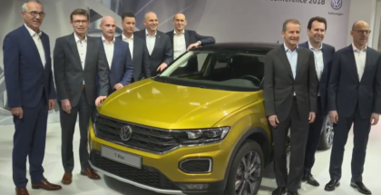 Highlights of the VW Annual Media Conference 2018  (1)