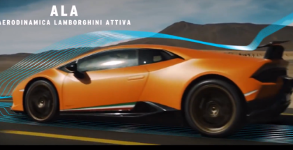 Lamborghini Huracan Performante Record Runs Highlights
