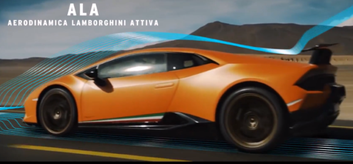 Lamborghini Huracan Performante Record Runs Highlights – Video