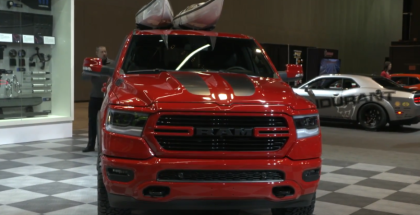 Mopar Customizes 2019 Ram 1500 Explained (1)
