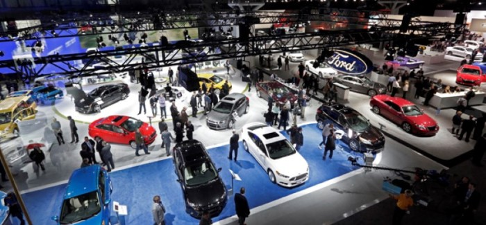 New York Auto Show Video Updated DPCcars - When is the new york car show
