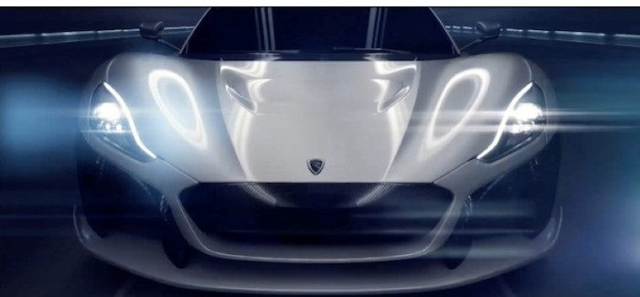 Rimac Concept Two With 1900+ HP – Video