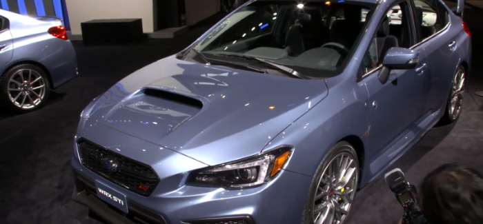 Subaru 50th Anniversary Edition Vehicles Unveiling – Video