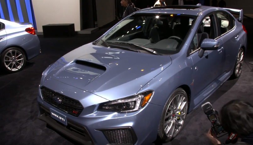 Subaru 50th Anniversary Edition Vehicles Unveiling Video