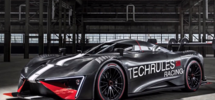 Techrules Ren RS Hybrid Supercar – 1287 Horsepower – 1725 lb-ft of Torque – Video
