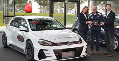 100th VW Golf GTI TCR Delivery