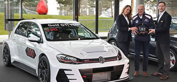 100th VW Golf GTI TCR Delivery – Video