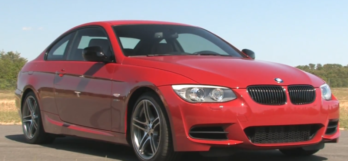 2011 BMW 335is Coupe E92 – Video