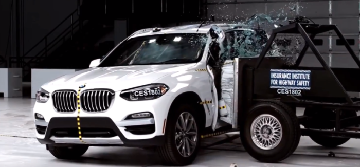 2018 BMW X3 Crash Test & Rating – Video