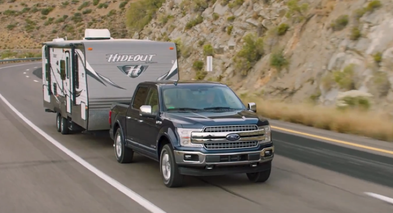 2018 Ford F-150 3.0-liter Power Stroke – Video | DPCcars