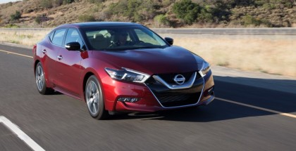 Nissan today announced U.S. pricing for the 2018 Nissan Maxima, which is on sale now at Nissan dealers nationwide. The Maxima S has an MSRP of ,020. The top Maxima, the Platinum, has an MSRP of ,690.