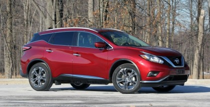 2018 Nissan Murano Explained
