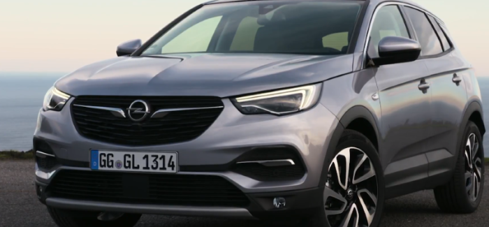 2018 Opel Grandland X Ultimate – Video