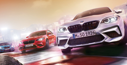 2019 BMW M2 Competition (1)