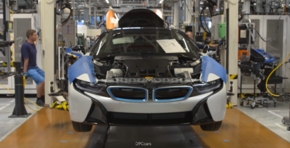 2019 BMW i3 and BMW i8 Factory