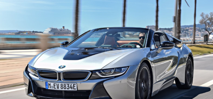 2019 Bmw I8 Roadster Design Interior Test Drive Video Dpccars