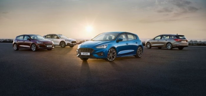 2019 Ford Focus – Video