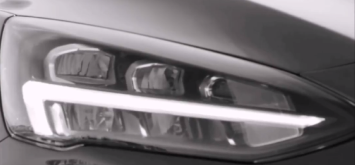 2019 Ford Focus Teased – Video