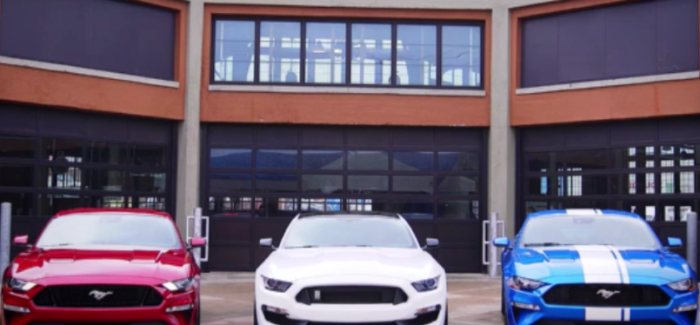 2019 Ford Mustang Shelby, GT, & EcoBoost Exhaust Sounds Comparison