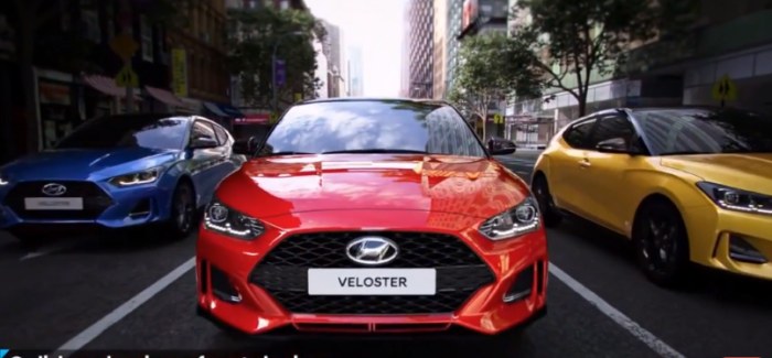 2019 Hyundai Veloster Features & Options