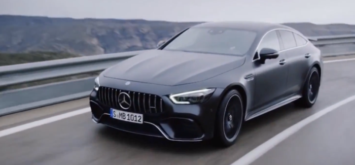 2019 Mercedes Production Cars & Commercial Vehicles Lineup – Video