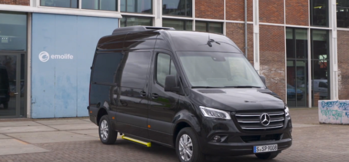 2019 Mercedes Sprinter – Video