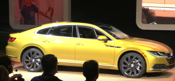 2019 Volkswagen Arteon Presentation – Video